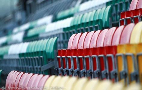 Day 27 Stadium Seats