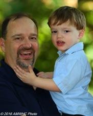 Deb and Donny Allen Family Portrait 2016 (4)