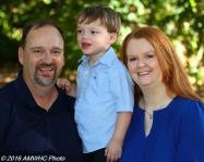 Deb and Donny Allen Family Portrait 2016 (7)