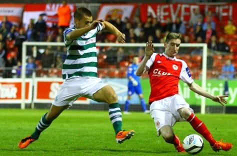 St Pats v Rovers FAI Cup QF 2013 (18)