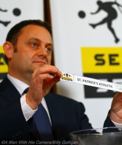 Setanta Cup 2014 Draw