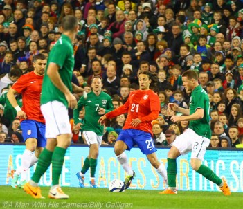 Ireland v Serbia Friendly Mar 2014 (10)