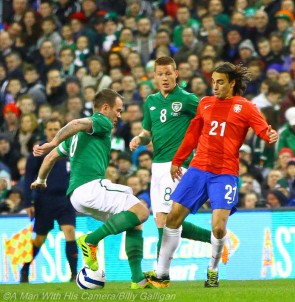 Ireland v Serbia Friendly Mar 2014 (11)