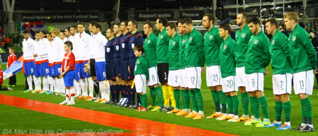 Ireland v Serbia Friendly Mar 2014 (4)