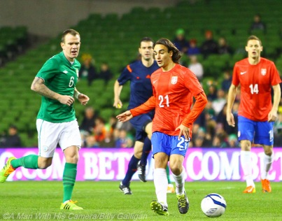 Ireland v Serbia Friendly Mar 2014 (8)